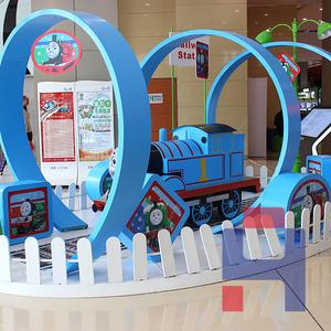 商场游乐火车
