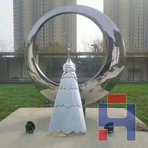 不锈钢艺术雕塑