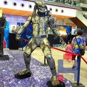 外星异形雕塑
