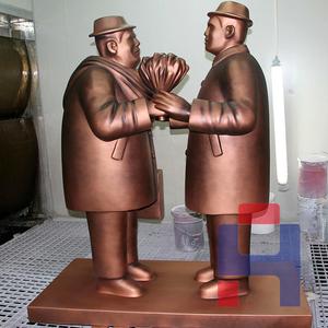 人物情景雕塑