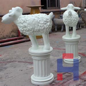 羔羊饰品摆件