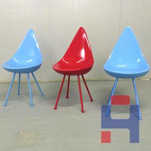 水滴状休闲椅