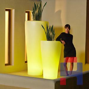 玻璃钢住宅花盆花器