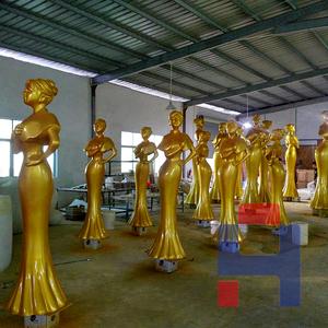 美女人物雕塑