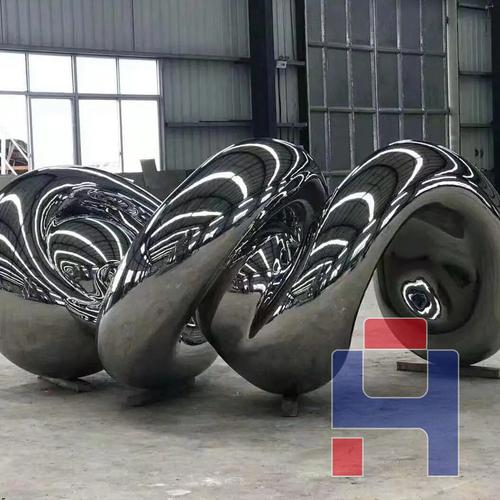不锈钢异型雕塑