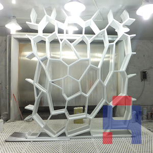 玻璃钢屏风隔断
